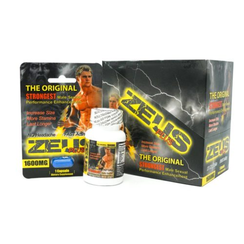 Zeus Plus Male Enhancement Pills