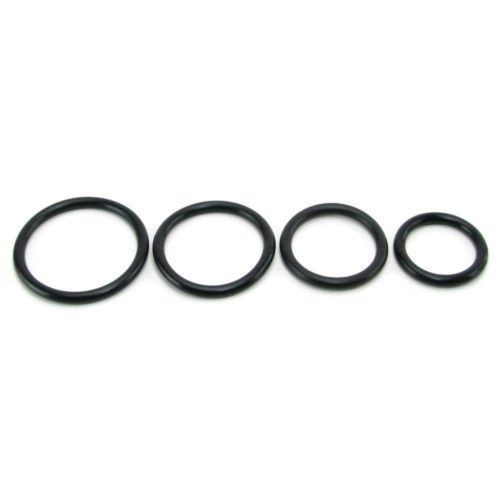 Rubber O Rings - Pack of 4
